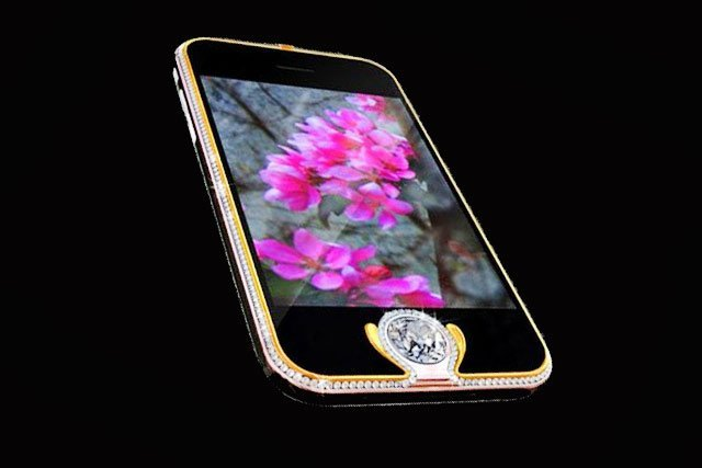 iPhone 3G Kings Button