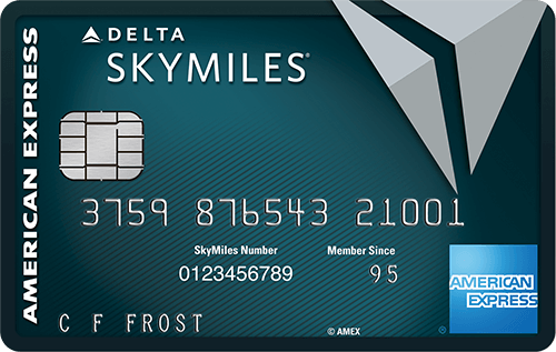 The Delta Reserve Card from American Express