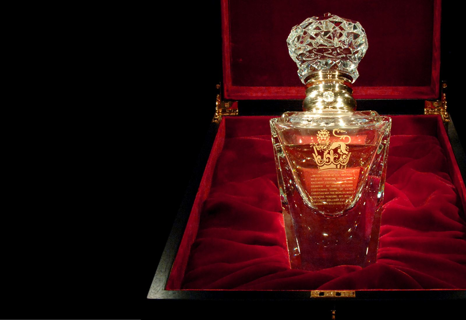 CLIVE CHRISTIAN NO. 1 IMPERIAL MAJESTY PERFUME -