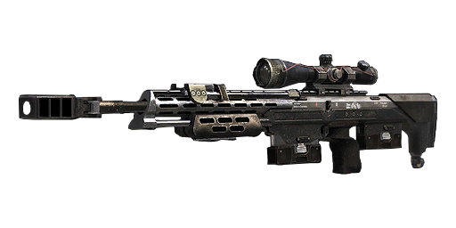 DSR-50 The .50 cal Sniper Rifle
