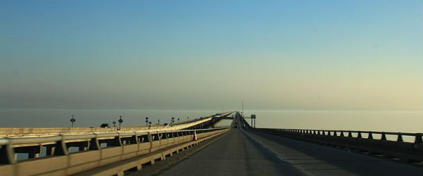 Ponte do Lago Pontchartrain (Lake Pontchartrain Causeway)