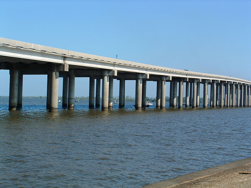Ponte do Pântano Manchac